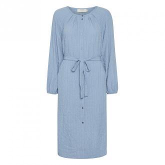 Cream Nie Koszula Sukienka Sukienki Niebieski Dorośli Kobiety Rozmiar: