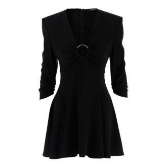 Versace Suknie Sukienki Czarny Dorośli Kobiety Rozmiar: S - 42 IT