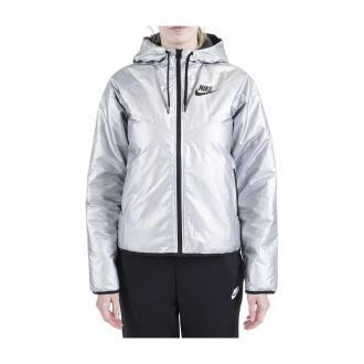 Nike jacket Kurtki Szary Dorośli Kobiety Rozmiar: XS