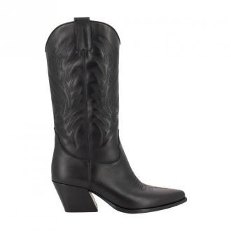 Lemaré Texan boots Obuwie Czarny Dorośli Kobiety Rozmiar: 39