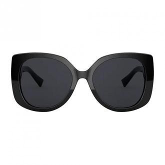 Versace Okulary przeciwsłoneczne Ve4387 Akcesoria Czarny Dorośli