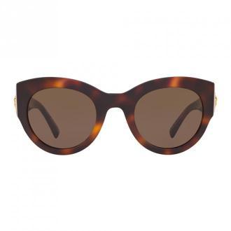 Versace Okulary przeciwsłoneczne Ve4353 Akcesoria Brązowy Dorośli