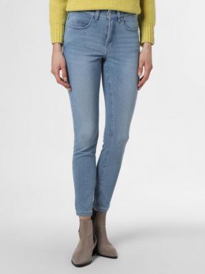 MAC - Spodnie damskie – Dream Skinny, niebieski