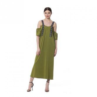 Silvian Heach Dress Sukienki Zielony Dorośli Kobiety Rozmiar: L