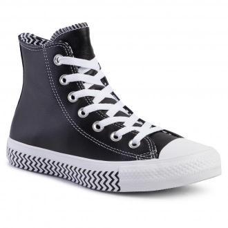 Trampki CONVERSE - Ctas Hi 564943C Black/White/White