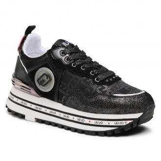 Sneakersy LIU JO - Maxi Wonder 1 BA1057 TX101 Black 22222