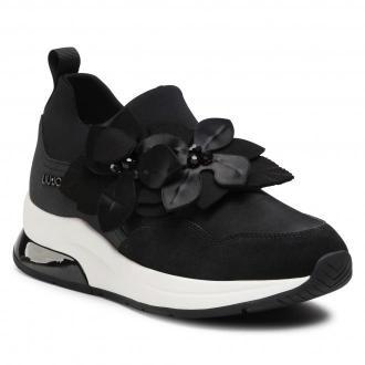 Sneakersy LIU JO - Karlie 53 BA1007 TX155 Black 22222