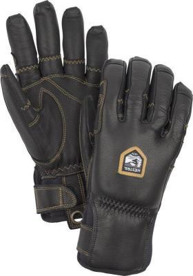 Hestra Army Leather Wool Terry Rękawiczki, black/black 9 2020 Rękawice narciarskie