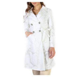 Fontana 2.0 Coat Płaszcze Biały Dorośli Kobiety Rozmiar: 42