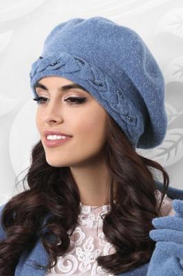 Kamea Bolzano Nakrycie głowy beret, jeans