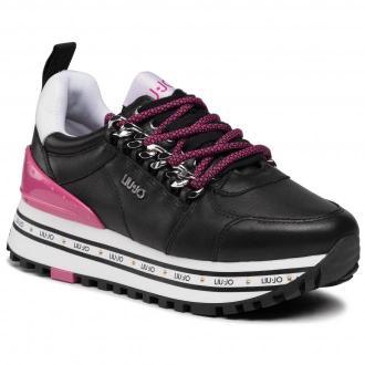 Sneakersy LIU JO - Maxi Wonder 22 BA1065 P0102 Black 22222
