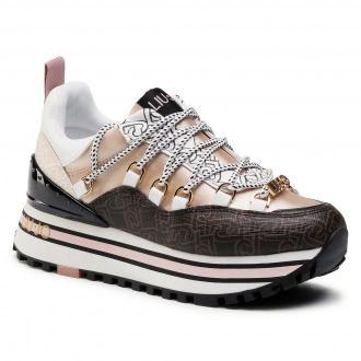 Sneakersy LIU JO - Maxi Wonder 17 BA1059 EX089 Sand 01127