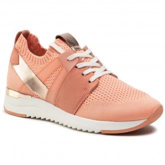 Sneakersy CAPRICE - 9-23711-26 Peach Knit Com 673