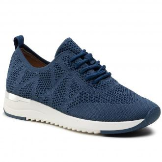 Sneakersy CAPRICE - 9-23712-26 Navy Knit 865