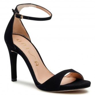 Sandały UNISA - Yague Ks Black