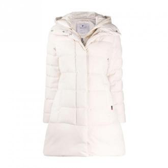 Woolrich Płaszcz Płaszcze Biały Dorośli Kobiety Rozmiar: XS