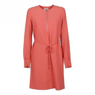 Calvin Klein Sukienka Sukienki Czerwony Dorośli Kobiety Rozmiar: 3XS -