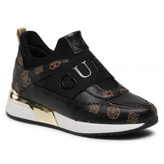 Sneakersy GUESS - Maygin FL6MYI FAL12  BLACK