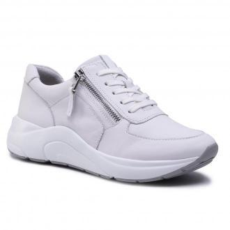 Sneakersy CAPRICE - 9-23715-26 White Nappa 102