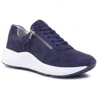 Sneakersy CAPRICE - 9-23715-26 Ocean Suede 857