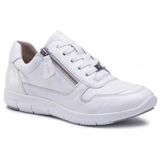 Sneakersy CAPRICE - 9-23750-26 White Nappa 102