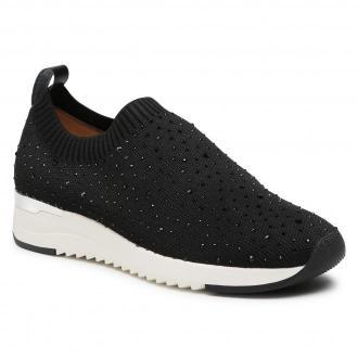 Sneakersy CAPRICE - 9-24700-26 Black Knit 035