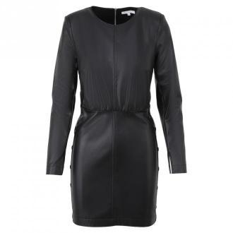 Patrizia Pepe sukienka Sukienki Czarny Dorośli Kobiety Rozmiar: L - 46