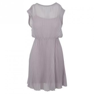 Patrizia Pepe Sukienka Sukienki Fioletowy Dorośli Kobiety Rozmiar: XS