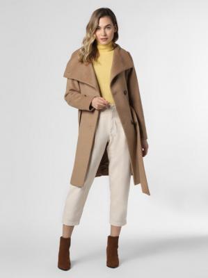 Esprit Collection - Płaszcz damski, beżowy