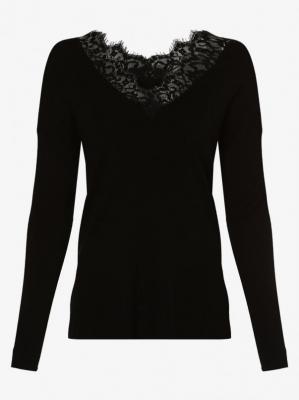 Esprit Collection - Sweter damski, czarny