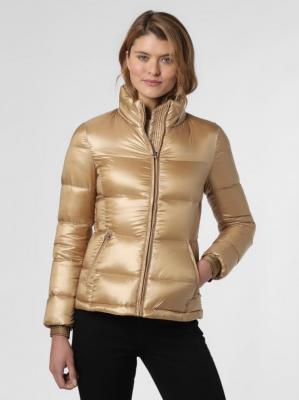 Calvin Klein - Damska kurtka puchowa, beżowy