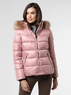 Calvin Klein - Damska kurtka puchowa, różowy
