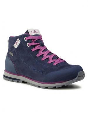 CMP Trekkingi Elettra Mid Wmn Hiking Shoes Wp 38Q4596 Granatowy