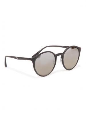 Ray-Ban Okulary przeciwsłoneczne Chromance 0RB4336CH 601-S/5J Czarny