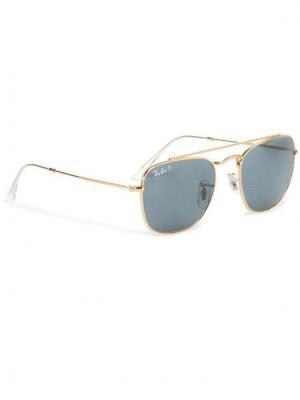 Ray-Ban Okulary przeciwsłoneczne 0RB3669 001/Q2 Złoty