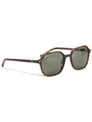 Ray-Ban Okulary przeciwsłoneczne John 0RB2194 902/31 Brązowy