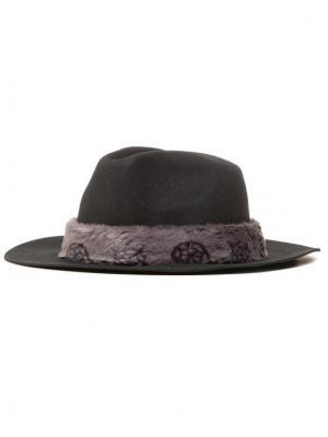 Guess Kapelusz Not Coordinated Hats AW8539 WOL01 Czarny