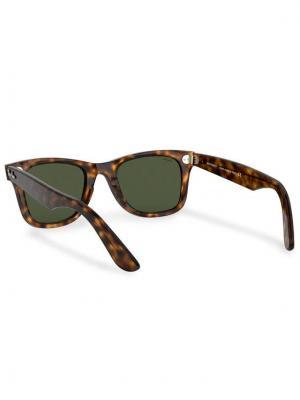 Ray-Ban Okulary przeciwsłoneczne Wayfarer Ease 0RB4340 710 Brązowy