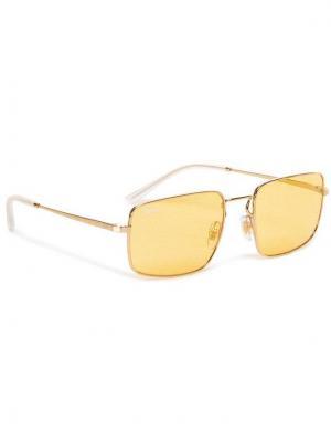 Ray-Ban Okulary przeciwsłoneczne 0RB3669 001/Q1 Złoty