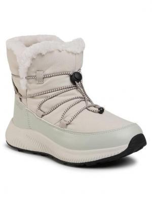 CMP Śniegowce Sheratan Lifestyle Shoes Wp 30Q4576 Szary