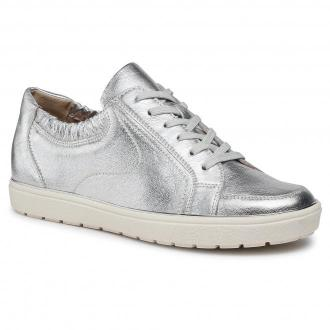 Sneakersy CAPRICE - 9-23650-26 Silver Metal. 920