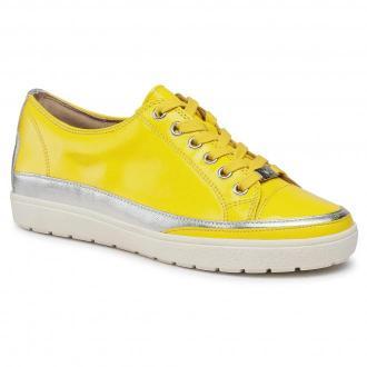 Półbuty CAPRICE - 9-23654-26 Yellow Naplak 613