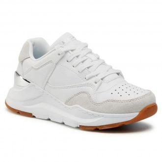 Sneakersy SKECHERS - Cool the Core 155246/WHT White