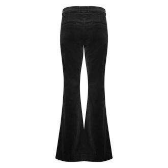 InWear Spodnie AgataIW Zella Kickflare Spodnie Czarny Dorośli Kobiety