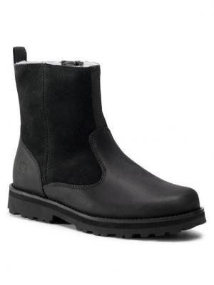 Timberland Trapery Courma Kid Warm LinedBoot TB0A2MR5001 Czarny