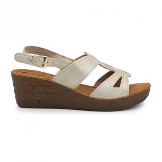 Inblu Flat sandals Gm000023 Obuwie Beżowy Dorośli Kobiety Rozmiar: 39