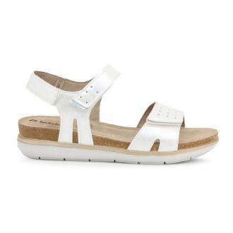 Inblu Flat sandals Pg000020 Obuwie Biały Dorośli Kobiety Rozmiar: 37
