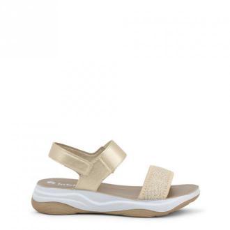 Inblu Sandals - Ld000001 Obuwie Żółty Dorośli Kobiety Rozmiar: 40