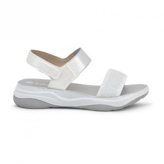 Inblu Flat sandals Ld000001 Obuwie Biały Dorośli Kobiety Rozmiar: 40