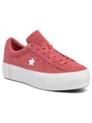 Converse Sneakersy 565379C Różowy